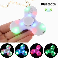 ECUBEE Bluetooth Chargeable Music LED Fidget Spinner